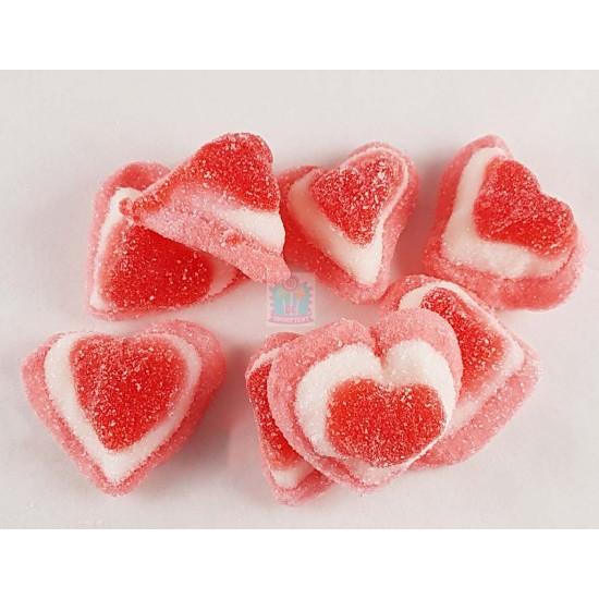 Fini Tricolor Hearts