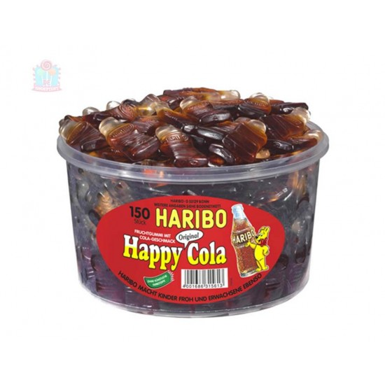 Haribo silo Happy Cola