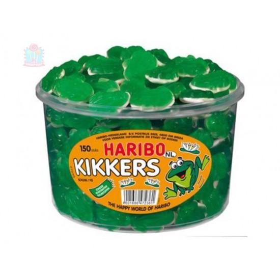 Haribo silo Kikkers