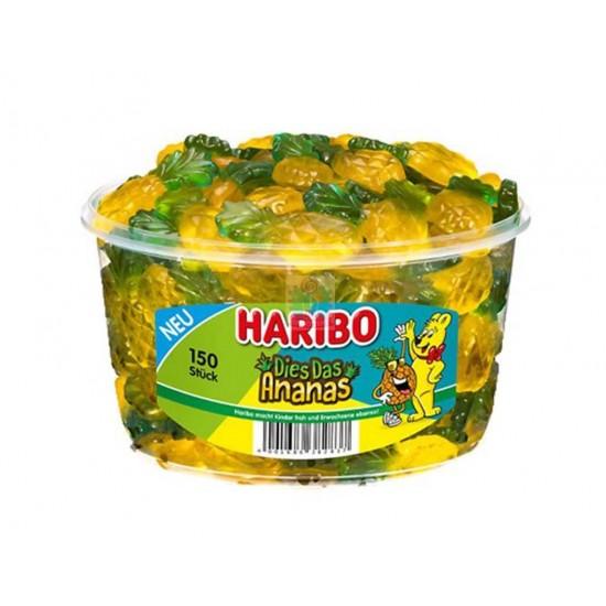 Haribo silo Dies Das Ananas