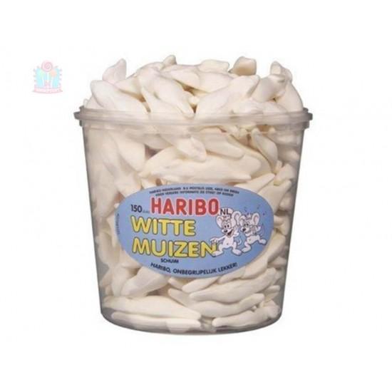 Haribo silo Witte Muizen