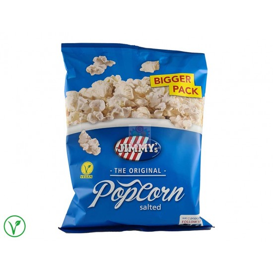 Jimmy's Popcorn Salt 80 gr.