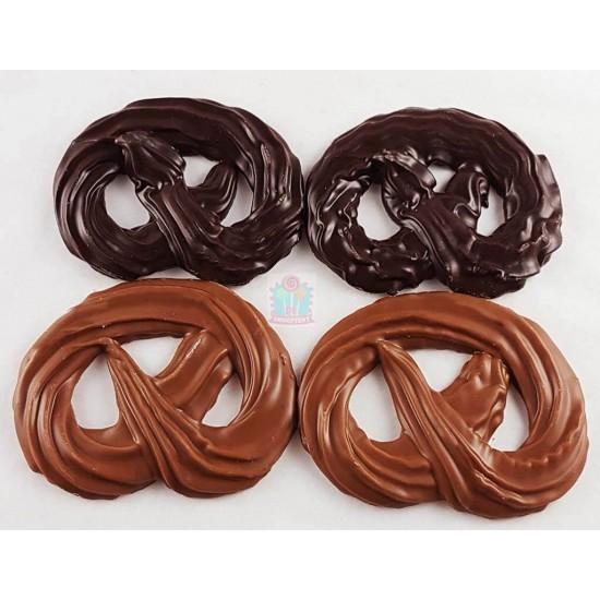 Chocolade Krakelingen m/p