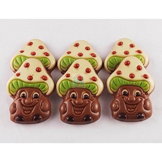 Chocolade Paddenstoel
