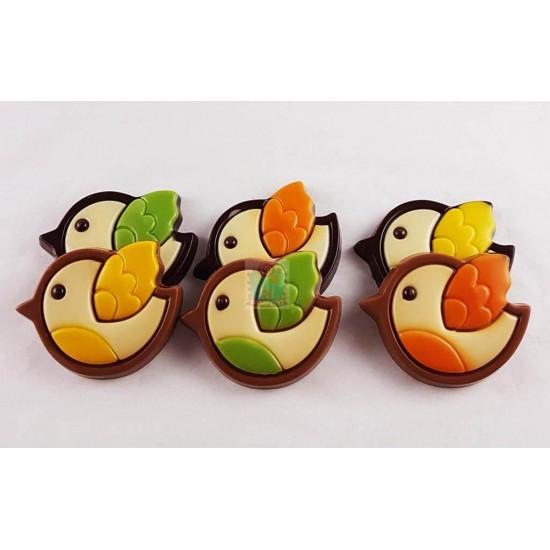 Chocolade Vogel m/p