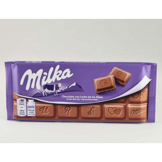 Milka Alpen Melk