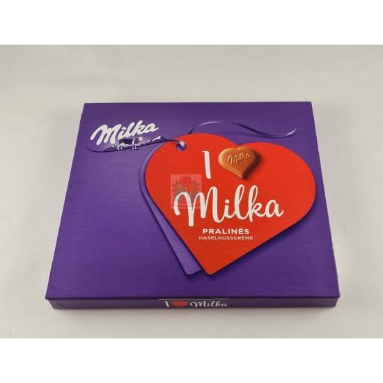 Milka I Love Chocolade Pralines