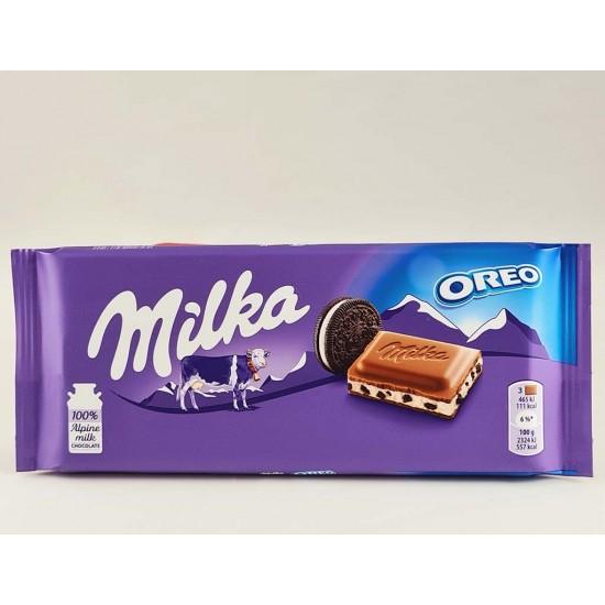 Milka Oreo Reep