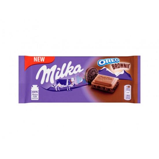 Milka Oreo Brownie Reep