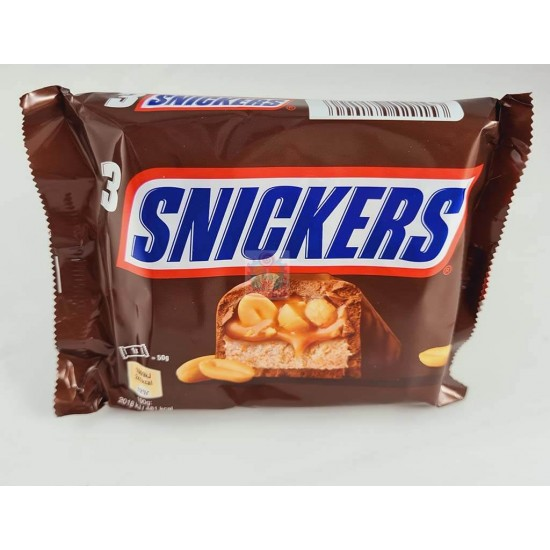 Nestlé Snickers 3 Pack