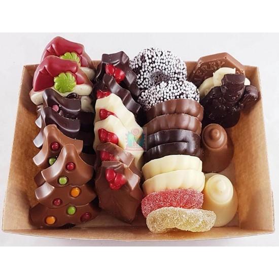 Chocolade kerst Verrassing