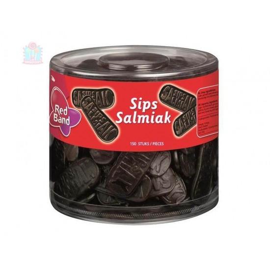 Red Band Sips Salmiak