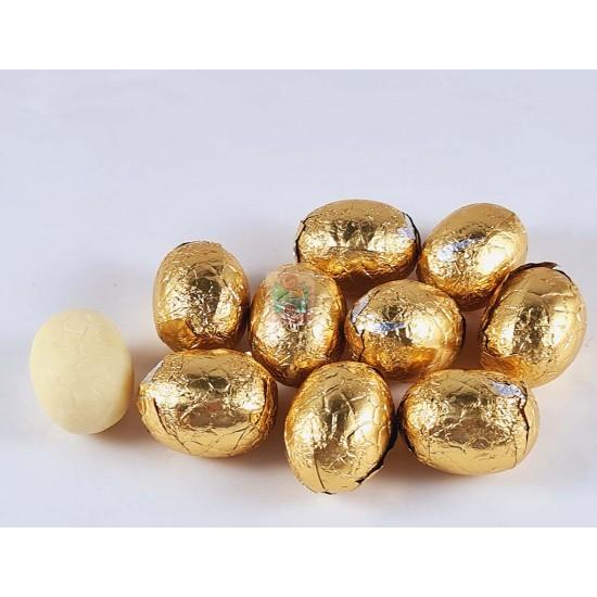 Chocolade Paas Eitjes m/p/w 200 gram
